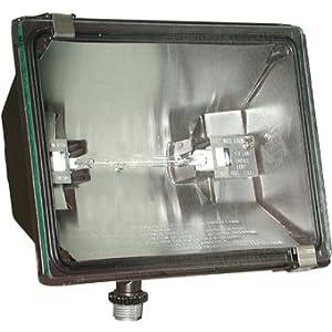 rab qf500 500 watt quartz halogen flood fixture 120. Black Bedroom Furniture Sets. Home Design Ideas