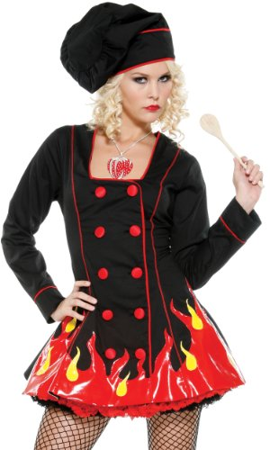 Forplay Women's Spicy Dish Adult Sized Costumes