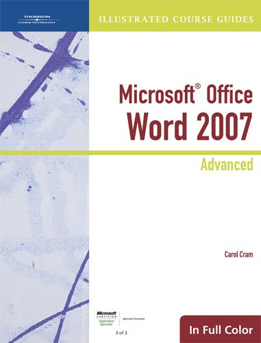 Illustrated Course Guide: Microsoft Office Word 2007...