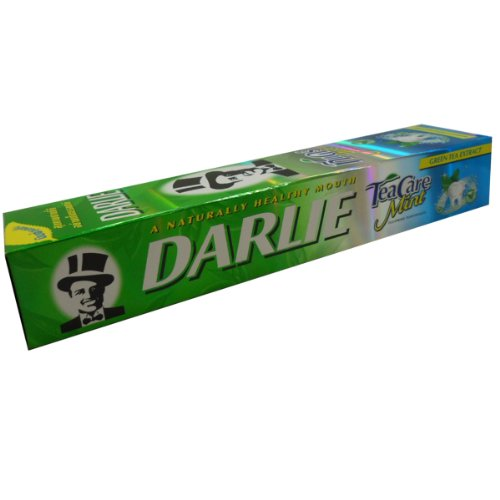 Darlie Toothpaste Tea Care Mint Green Tea Extract 160 G (5.64 Oz) X 2 Tubes