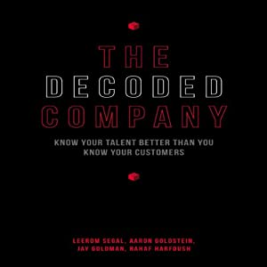 The Decoded Company Audiobook