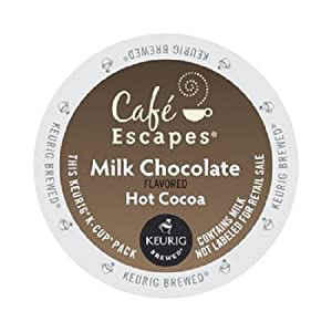 Café Escapes Hot Cocoa, Milk Chocolate