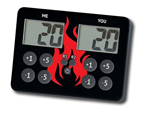 Legion Supplies Legion Lifecalc - Iconic Fire Standard Life / Score Keeper For Magic The Gathering And Other Games