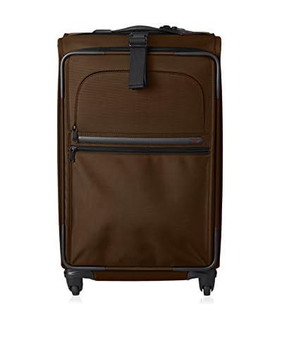 TUMI FXT Ballistic 4-Wheel Expandable Short Trip Case, Brown