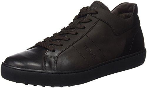 tods-xxm0un0k830mvns800-zapatos-de-cordones-brogue-da-uomo-multicolore-testa-moro-fondo-nero-42