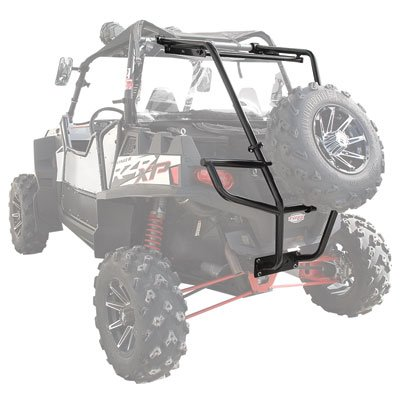 Polaris RZR 900 XP LE Tusk RZR Bumper Spare Tire Carrier and Rack (Rzr 900 Rear Cage compare prices)