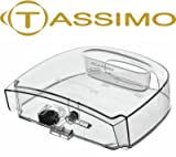 Bosch Tassimo Genuine Water Tank (without a Lid) (To Fit: Tassimo TAS2002GB & TAS2001GB) c/w A Packet of Tassimo English Breakfast T-Discs + Cadbury Chocolate Bar