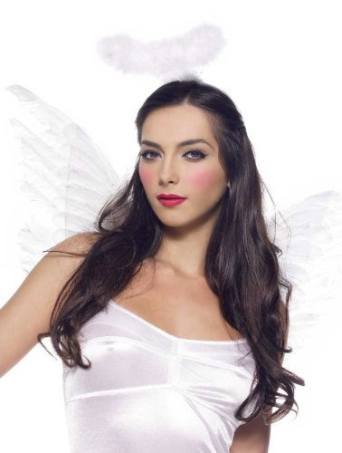Angel Costume Accessory Kit Angel Wings & Halo 2065