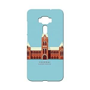 BLUEDIO Designer Printed Back case cover for Meizu MX5 - G0500
