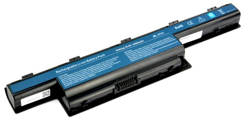 Replacement Laptop Battery for Packard Bell EASYNOTE TM89 ( 4400mAh / 10.8V )
