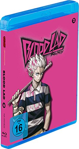 Blood Lad, Blu-ray