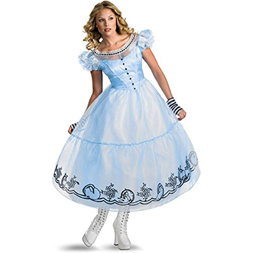 Alice in Wonderland Movie Deluxe Adult Costume