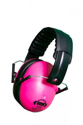 Em'S 4 Kids Noise Reducing Head Phones - Pink