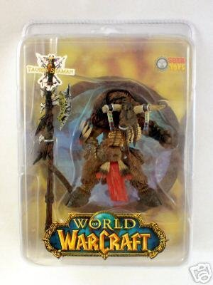 Picture of SOTA World of Warcraft Tauren Shaman Color Action Figure (B002ATM8QS) (SOTA Action Figures)