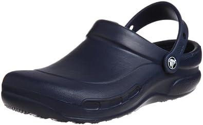 Crocs Men's Crocswatt Clog,Navy,13 M US