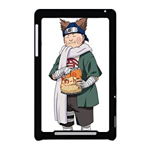 ePcase Greedy Fat Akimichi Choji in Naruto Printed Black Hard Case Cover for Google Nexus 7