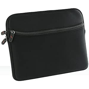 - Black Sleeve Netbook Computer Case for Samsung NP-N210 10.1″ Netbook {+ 1pc name tag} — Best Seller Sleeve on Amazon!