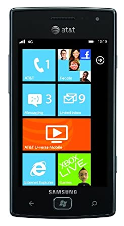 Samsung Focus Flash 4G Windows Phone (AT&T)