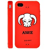 "Iprotect ORIGINAL APPLE IPHONE 4 / 4S SKULL CASE / H�LLE ORANGEvon ""iprotect"""