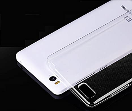 PES Perfect Fitting High Quality Ultra Thin Transparent Silicon Back Cover For Xiaomi Mi 5 Mi5 available at Amazon for Rs.8576