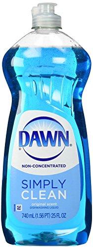 3 Pk. Dawn Non-concentrated Dishwashing Liquid, Original Scent, 25 Fluid Ounces (Dawn Dish Soap 25 Oz compare prices)