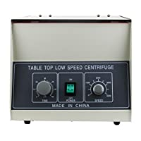 110V Electric Benchtop Centrifuge LD-3 4000rpm 650ml from United Products & Instruments