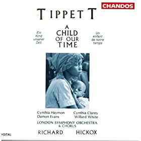 A Child of our Time: Part III: A Spiritual: Deep river (Chorus, Soprano, Alto, Tenor, Bass)