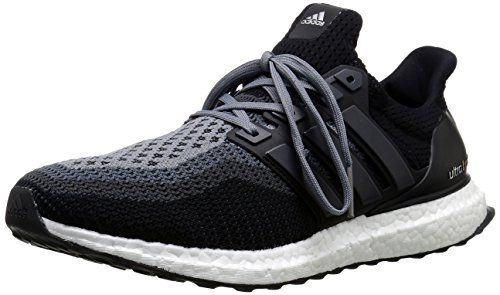 adidas Performance Men's Ultra Boost M Running Shoe,Black/Black/Solid Grey,11 M US - ADIDAS