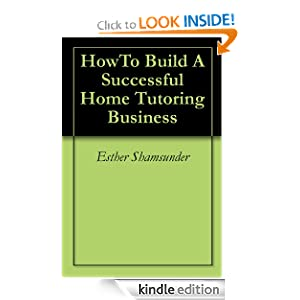Sample Tutor Business Cards http://www.amazon.com/HowTo-Successful-Tutoring-Business-ebook/dp/B003H4QYW4