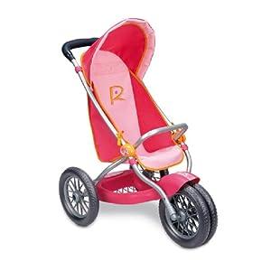 Smoby 517966 mu ecas roby roxanne silla de paseo - Silla paseo munecas ...