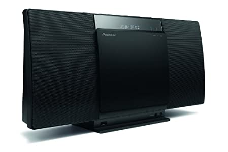 Great buy for  Pioneer X-SMC01DAB-K Slim CD Micro System