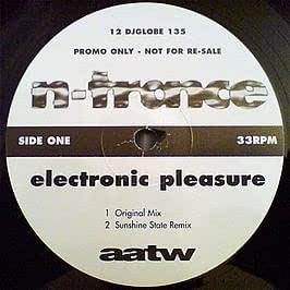 N-Trance - Electronic Pleasure 1995 HD 1080p FULL