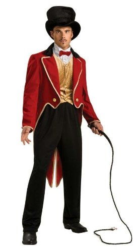 Costumes For All Occasions Ru889343 Ring Master Adult Costume Std