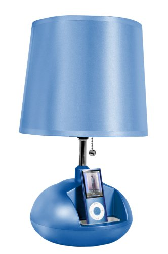 iHome Candy iPod Lamp - Blue
