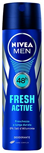 Nivea Deodorant Uomo Fresh Act. Spray Men 150Ml