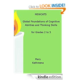 MEWCATS Global Foundations of Cognitive Abilities and Thinking Skills for Grades 2 to 5