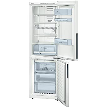 Bosch KGN36VW26 réfrigérateur-congélateur - réfrigérateurs-congélateurs (Autonome, Bas-placé, A+, Blanc, SN, ST, T, LED)