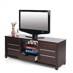 Royal Oak Milan TV Stand (Honey Brown)