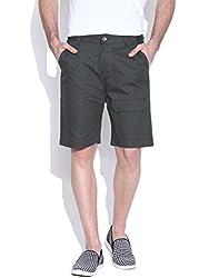 Hubberholme Slim Fit Shorts (H6803_42_Olive)