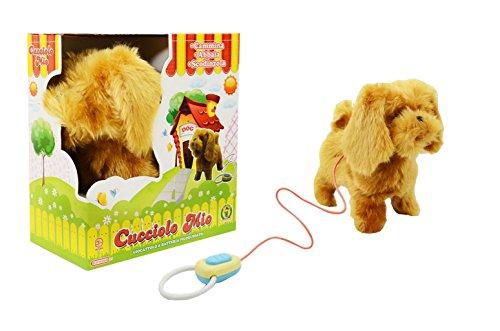 cucciolo mio barbonicino - mazzeo giocattoli