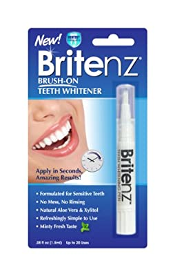 Best Cheap Deal for Britenz Natural Teeth Whitening Pen, .05 fl. oz. from OTC Liquids, LLC - Free 2 Day Shipping Available