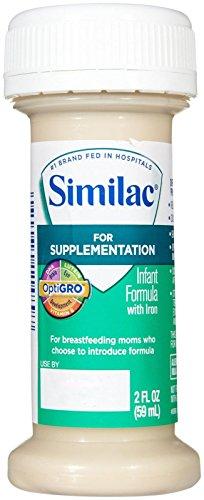 Similac for Supplementation Baby Formula - Nursers - 2 oz - 8 pk - 1