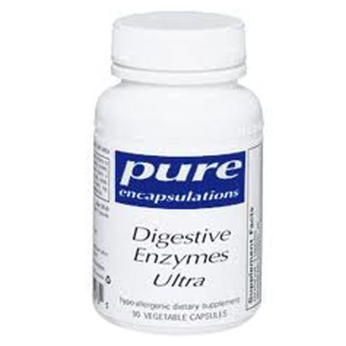 Pure Encapsulations - Digestive Enzymes Ultra 90 Capsules