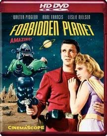 Forbidden Planet [HD DVD]