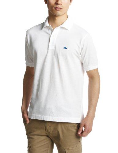(シップス)SHIPS LACOSTE×SHIPS: カプセルパック 70's MODEL ポロシャツ 112114755 02 White M