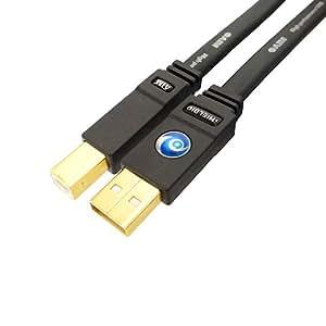 エイム電子 SHIELDIOシリーズ オーディオUSBケーブル 0.5m UAC-F005