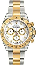 Discount Men's Watches - Rolex Oyster Perpetual Cosmograph Daytona Mens Watch 116523-WDO from astore.amazon.com