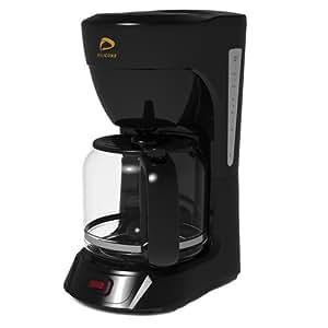European Glass Coffee Maker : Amazon.com: [Clearance Deal] DFD HB93186 14-Cups(European Standard)/12-Cups(US Standard) Switch ...