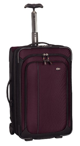 Victorinox Luggage Werks Traveler 4.0 Wt 22-Inch Carry On Bag, Purple, One Size B004YESMQC