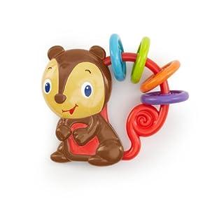 Bright Starts Infant Toy, Squirrelin Around